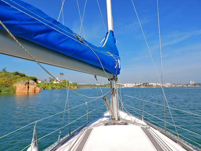 Private Sailing Boat Alvor - sleeps 3 - Alvor - Barco