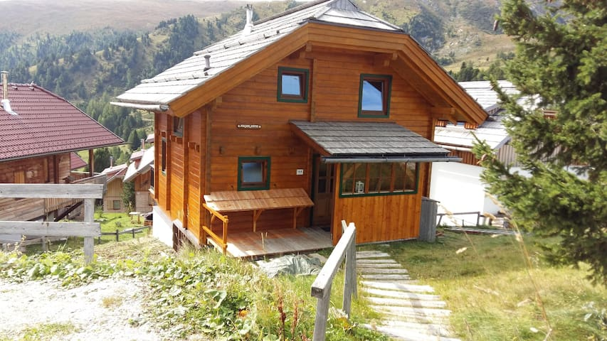 Chalet directly at the slopes! - Falkertsee - Huis