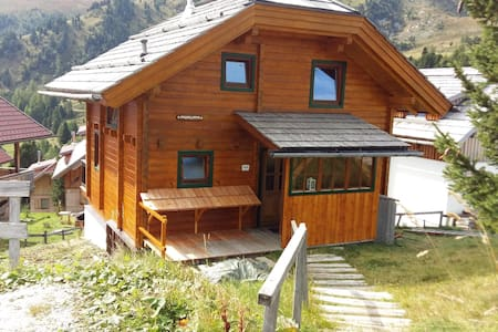 Chalet directly at the slopes! - Falkertsee