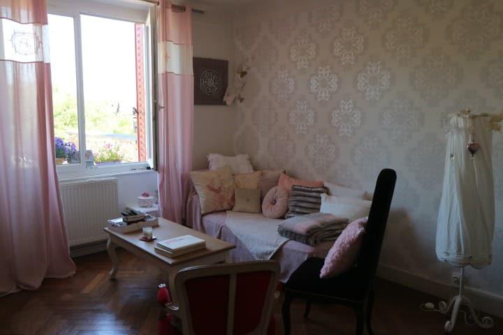 La maison rose de Chloé