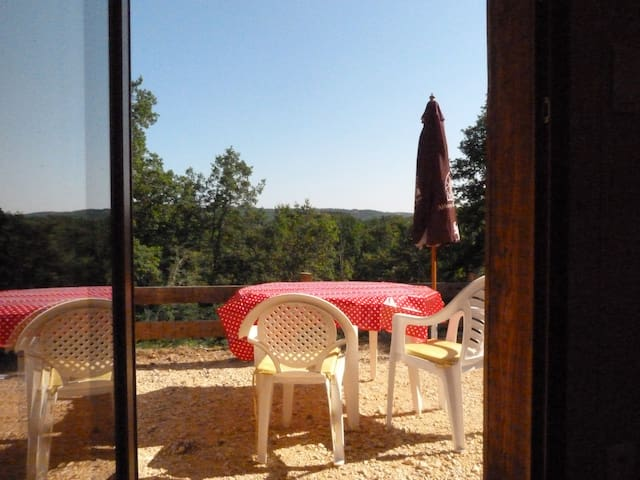 Gîte écologique en pleine nature - Saint-Léon-sur-Vézère - Appartement