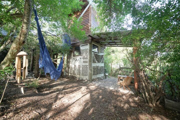 Encantadora mini cabaña en las Sierras de Rocha