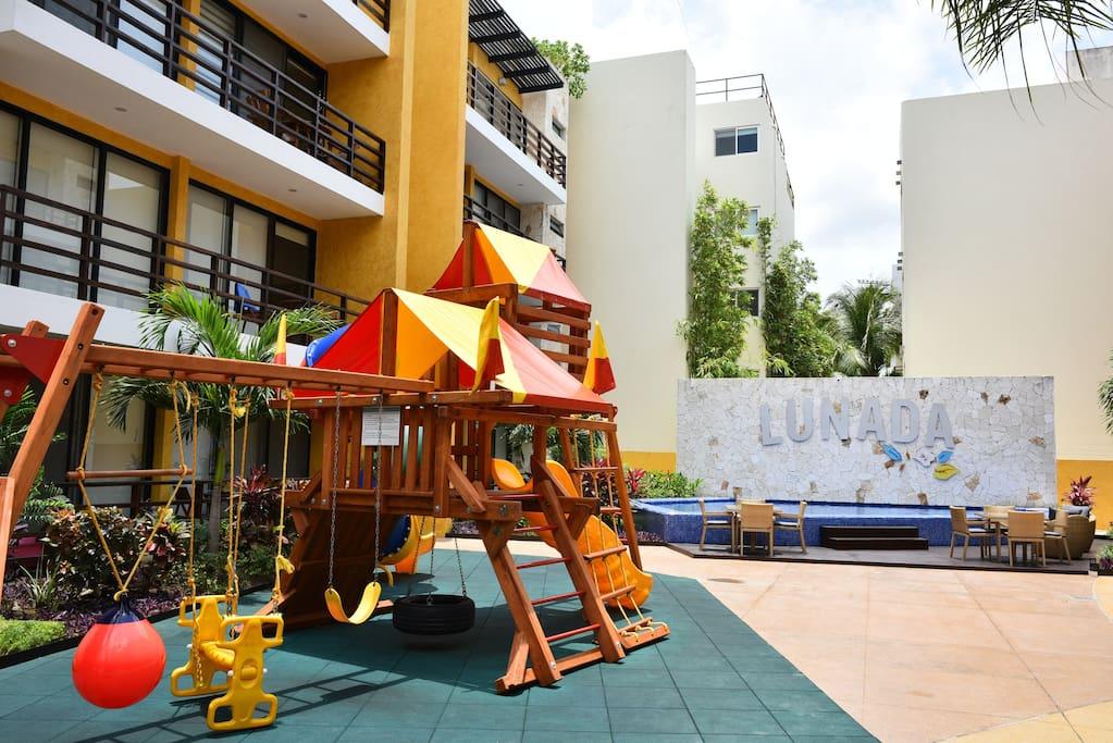 Playground for your Children