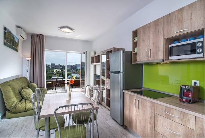 Two bedroom apartament (4-6 pers)