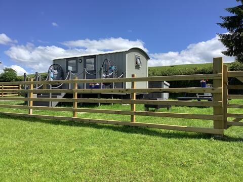 The Shepherd's Hut at Hafoty Boeth