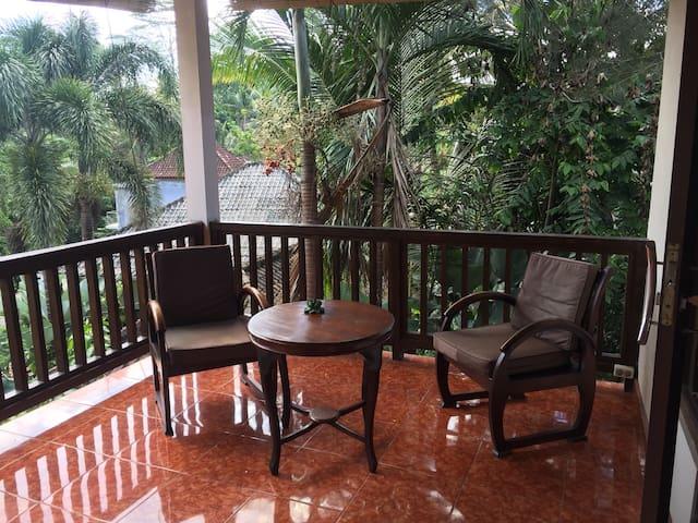 Puri Yoga Acarya, AC, free wifi, kitchen, balcony