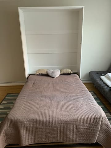 Golborne road double room