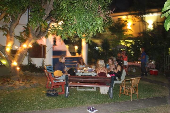 Garden Studio for two near the beach