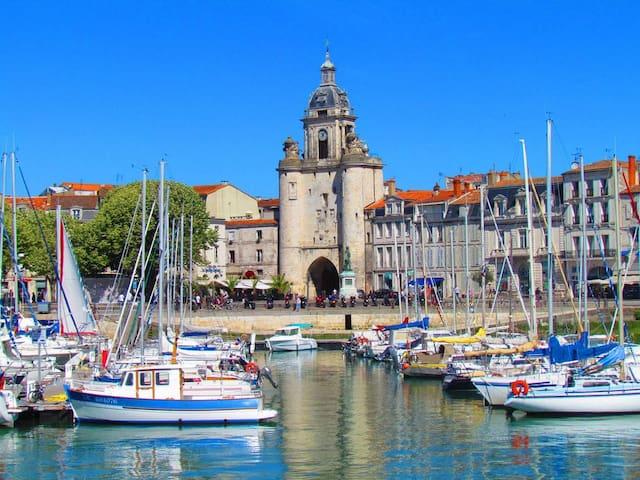 Guide de La Rochelle par Thanh-Long