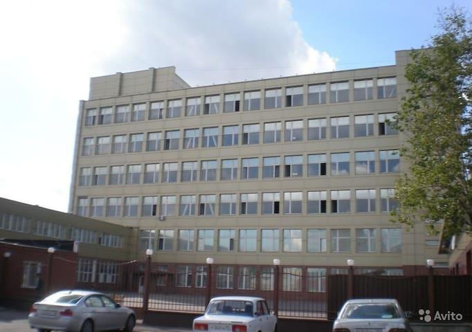 2-кв с лестницей и гостиной на 1эт - Moskva - Çatı Katı