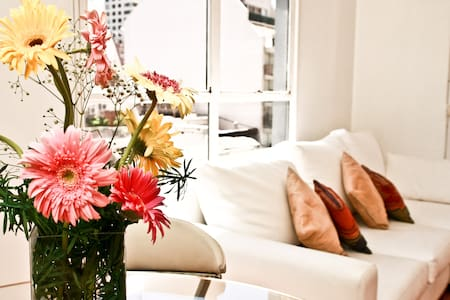 Cute & Sunny Apt at Palermo's best - Buenos Aires