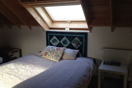 Sunny Attic Retreat - Hasselt - Dom