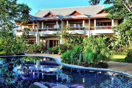 2BR Townhouse6, Pool, Good Location - Ko Samui - Talo