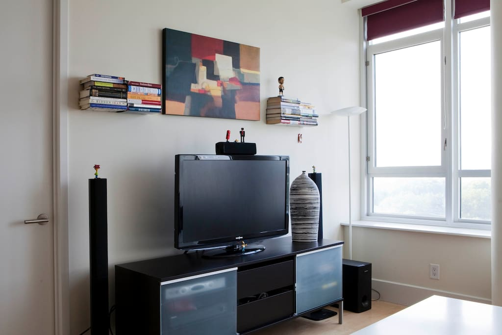 Living Room Home Theater System