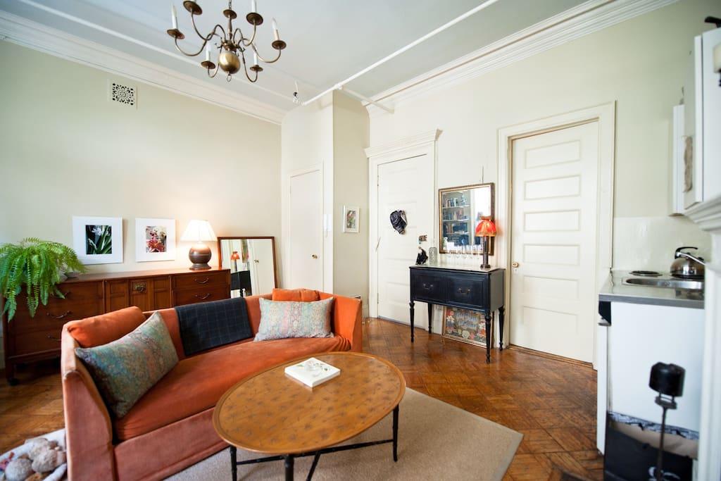 Elegant Pre War Apt Best Upper West Location Apartments