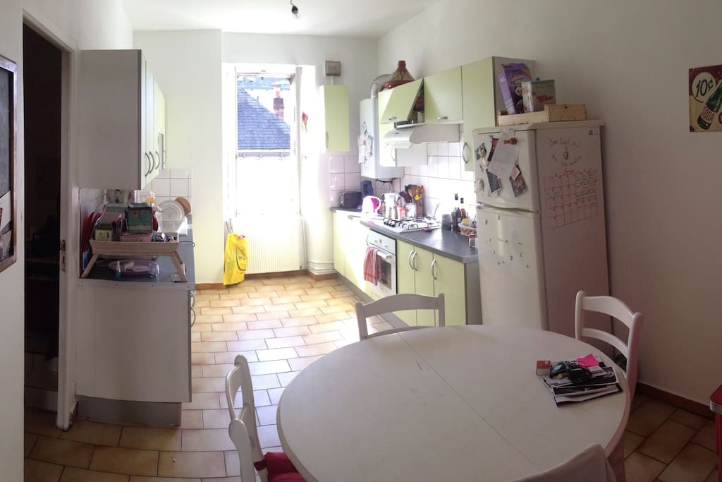 chambre dans une colocation appartements louer nantes pays de la loire france. Black Bedroom Furniture Sets. Home Design Ideas