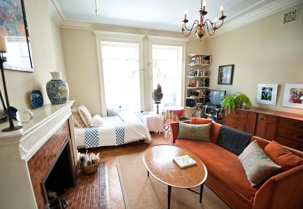 Elegant pre war apt best upper west location wohnungen for Schlafsofa new york