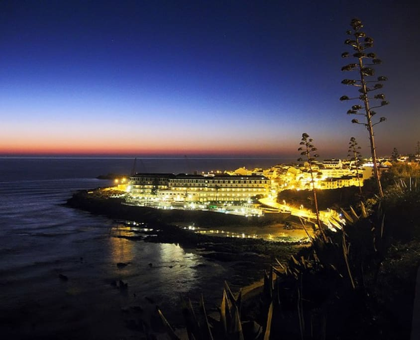 Ericeira by Night