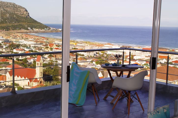 The View self catering apartment - Kaapstad - Appartement