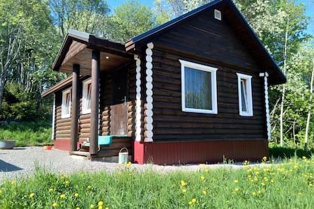 Уютный домик в Карелии