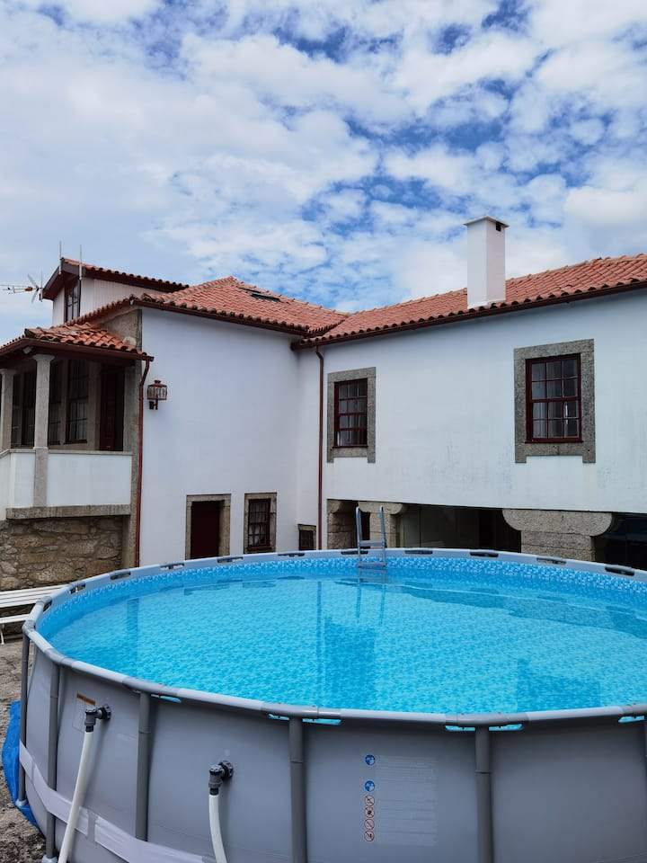 Perre Rural House - Casa privada com piscina