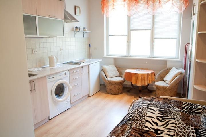 Apartment on Vitovskoho str., 41