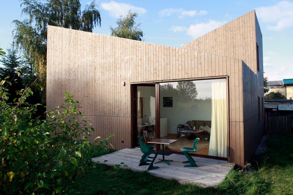 stilvolles ostsee ferienhaus 1 h user zur miete in rerik. Black Bedroom Furniture Sets. Home Design Ideas