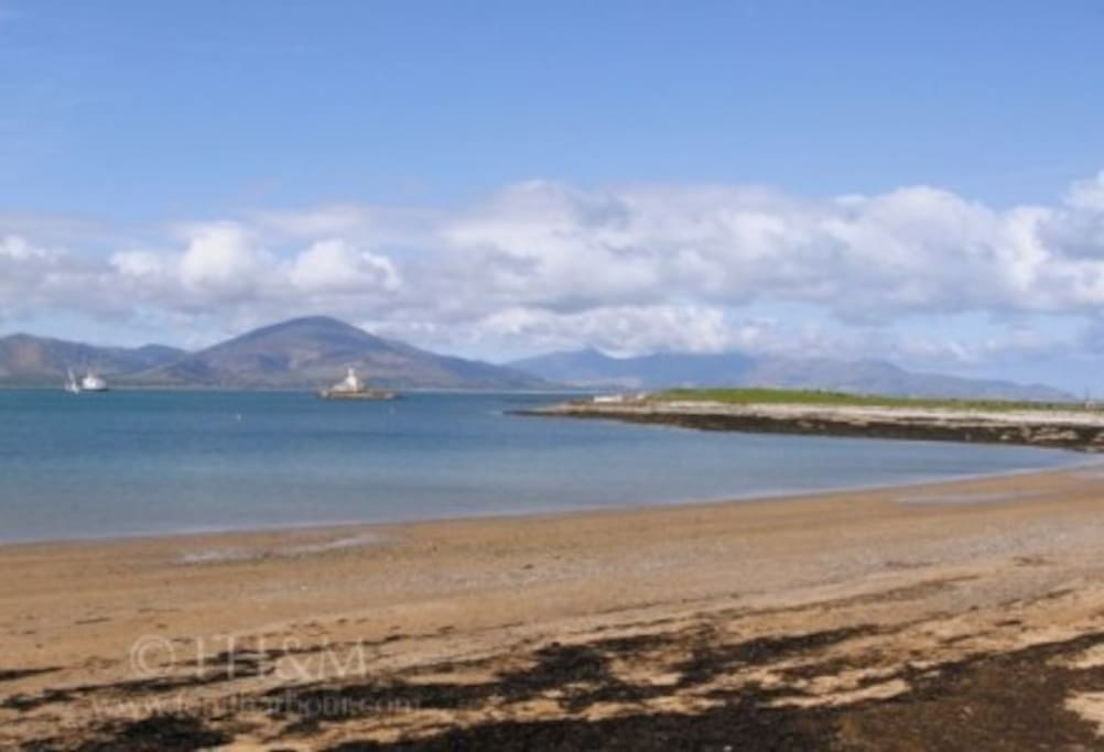 Fenit beach