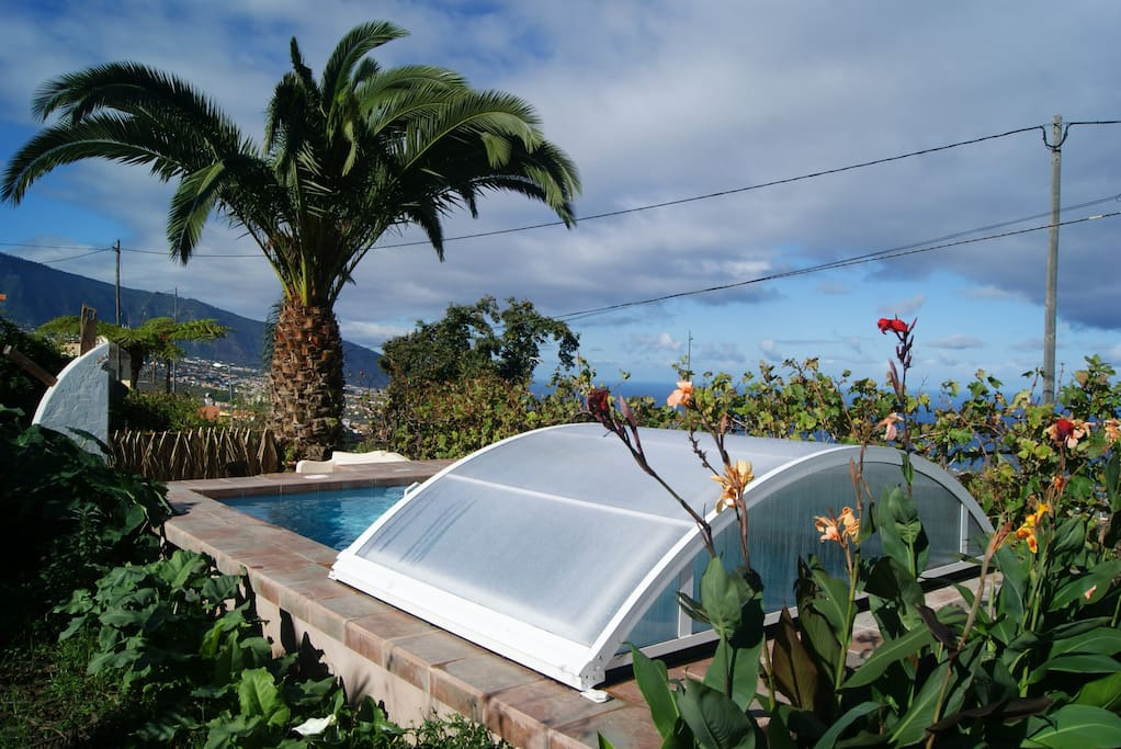 Beautiful house with views to Teide