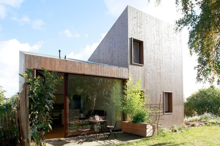 stilvolles Ostsee-Ferienhaus 2 - Rerik - Huis