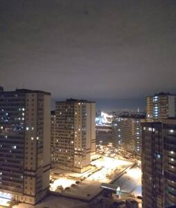 m. Devyatkino, Muriono/St Petersburg Low-cost
