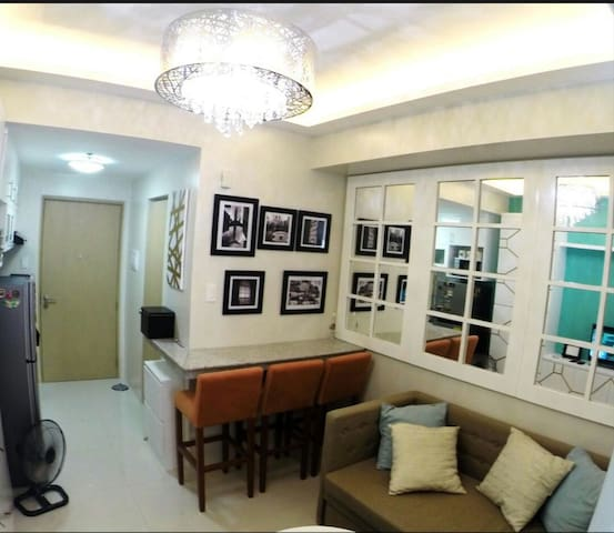 Cozy One-Bedroom Unit in Tagaytay