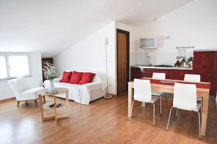 Lovely flat in Portoscuso center