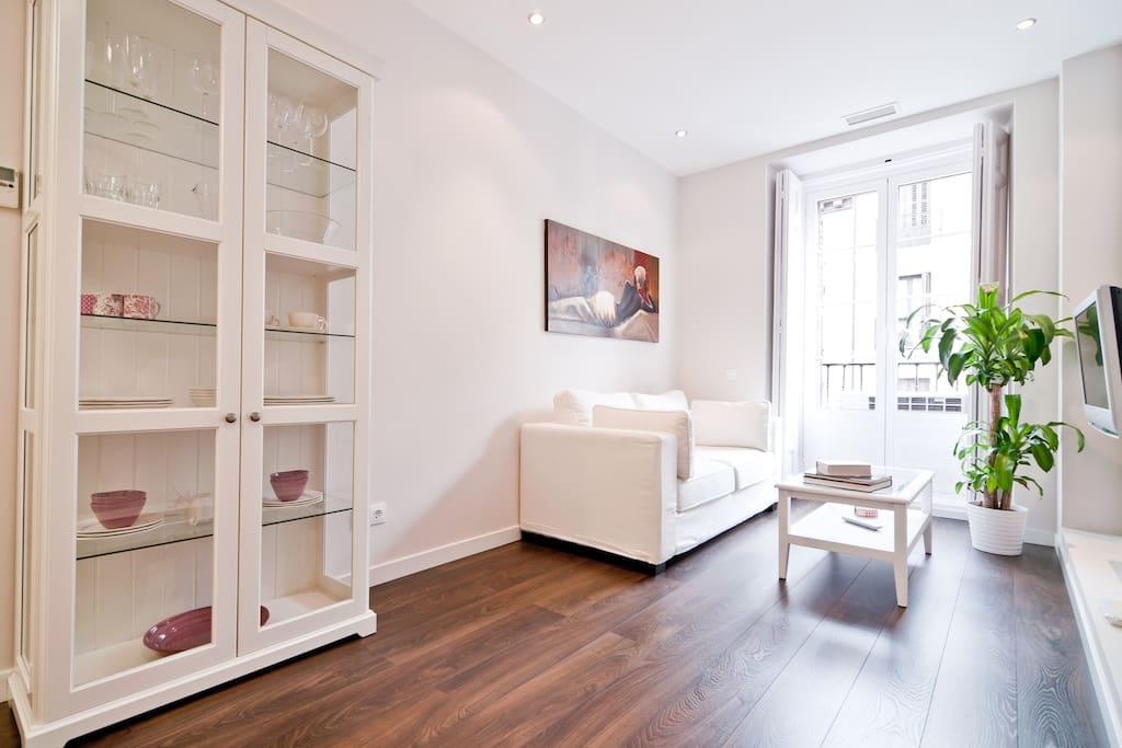 Centrico apartamento en madrid departamentos en alquiler for Licencia apartamento turistico madrid