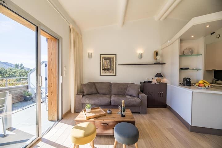 Cala Sultana Appartement T3  n°63 étage 1ère ligne