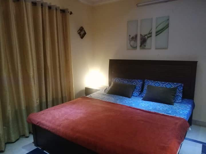 Perfect cozy room and the best hospitality