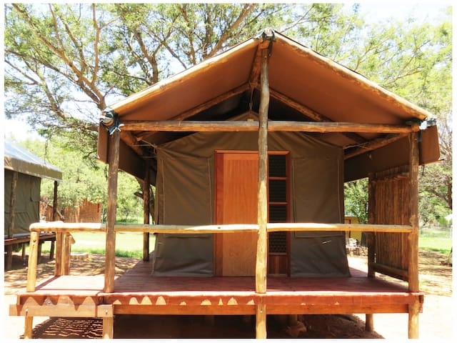 Wena Tented Camp Tent 3