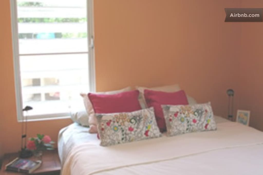 Casa Flamboyan Bedroom #1