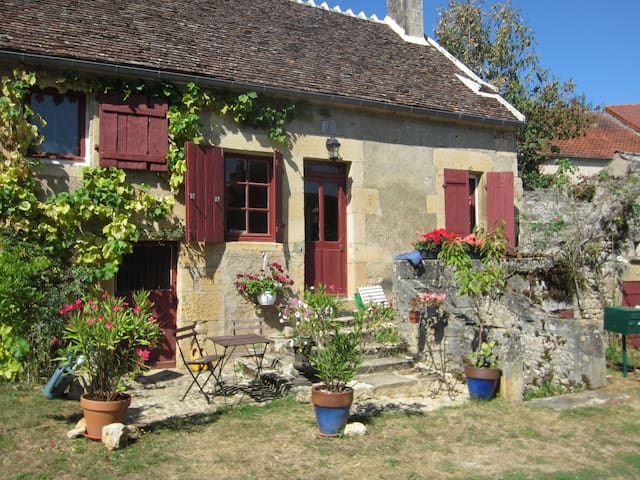 house for rent in burgundy france - Arthel - Casa