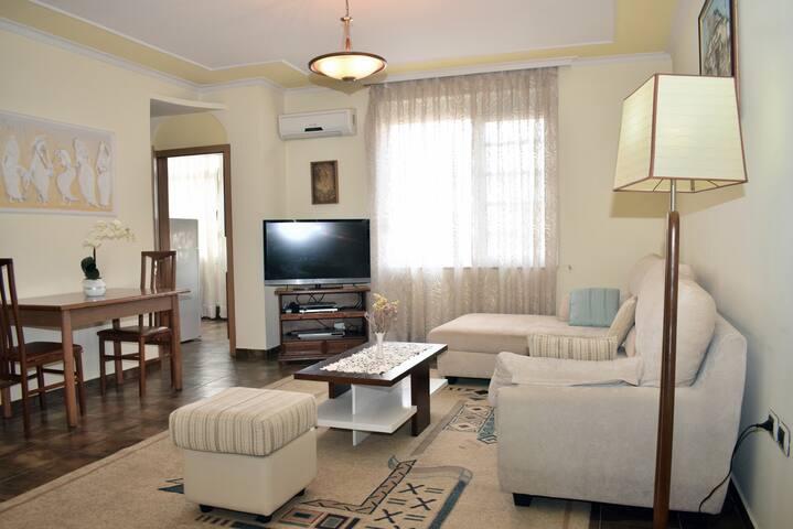 Tirana Blloku Apartment - 312