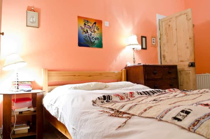 Spacious Double Room near beach 3