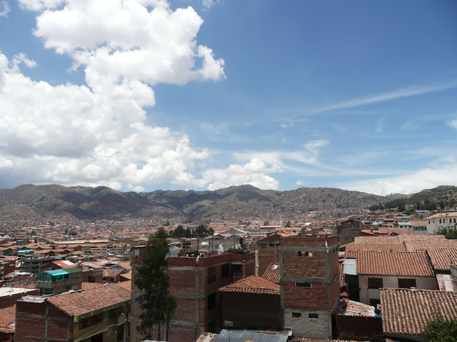 NICE PRIVATE ROOM: CUSCO DOWNTOWN