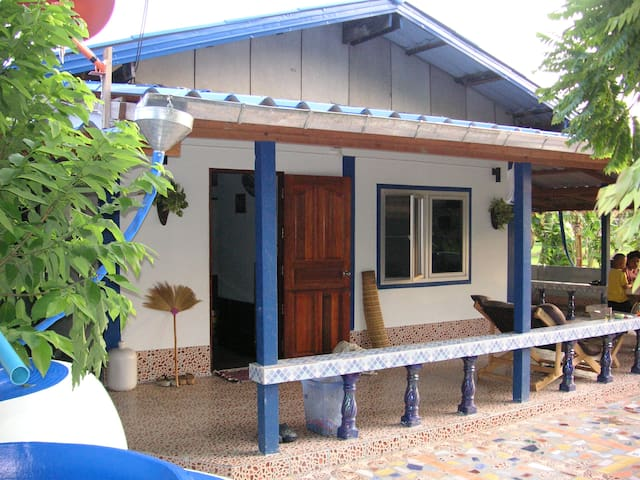 Countryside resort in Buriram - Prakhon Chai - Huis