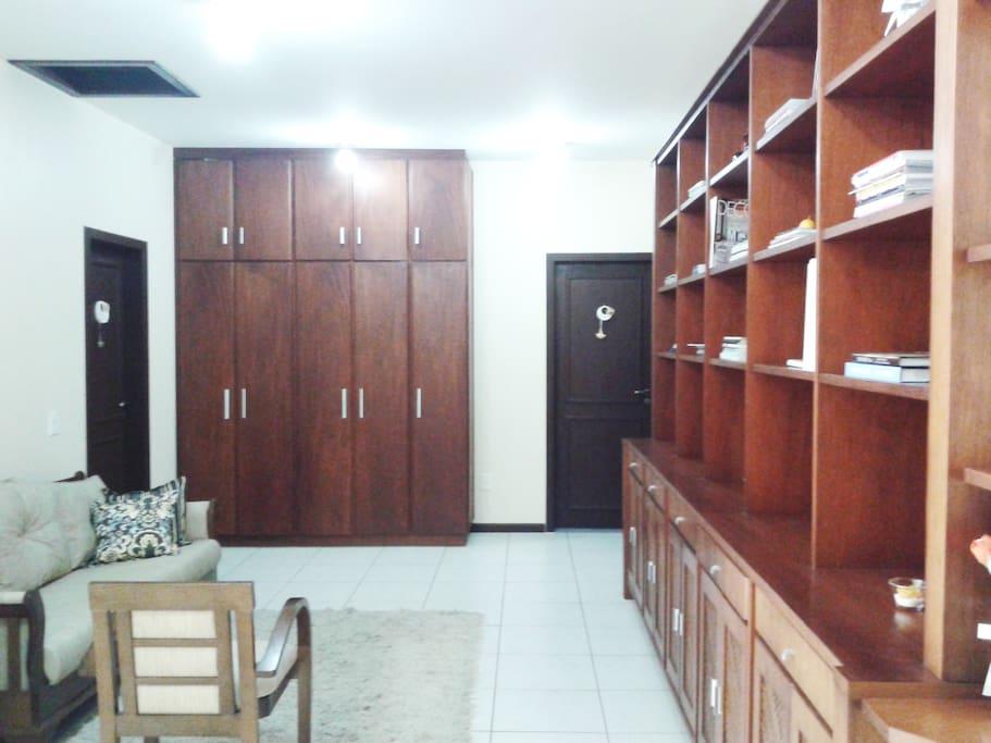 Sala Social - Leitura