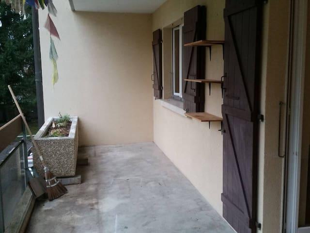 Appartement Spacieux dans un cadre idyllique
