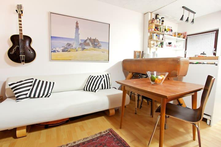 Lovely Light Studio Kreuzberg WIFI