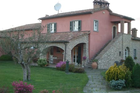 "Il ""Bocatino"" - Holiday Home - Citerna - Huoneisto"