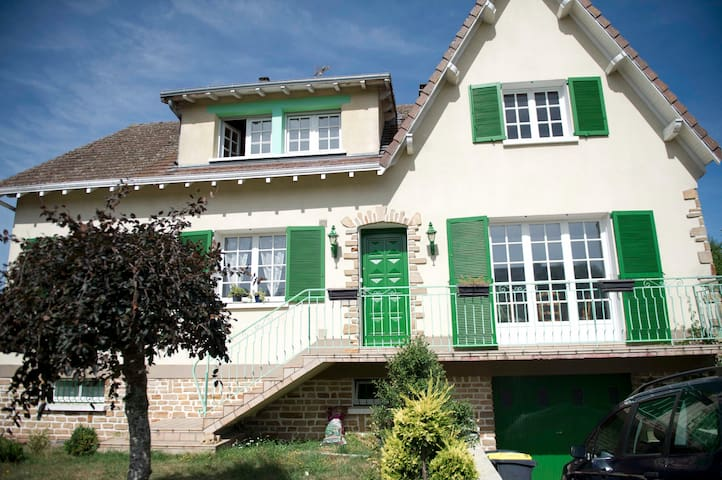 Spacious and nice house 15 minutes from Limoges - Séreilhac