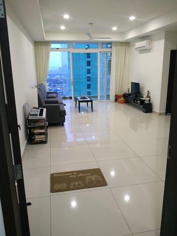 KSL city mall service apartment - D'Esplanade - Johor Bahru - Apartotel
