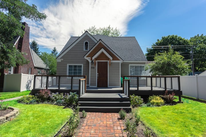 Heart of Downtown Coeur d'Alene Home